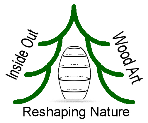 Inside Out Wood Art - Reshaping Nature logo