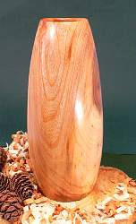 Wood art by Chris Rymer of Inside Out Wood Art made from - Elm